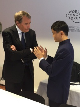 "Jack Ma at Davos: ""We Can Serve 2 Billion Consumers"" [Video]"