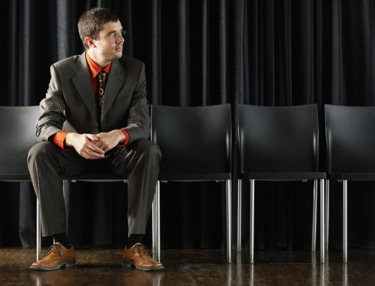 How to get over your stage fright: A Business Rockstars Minute