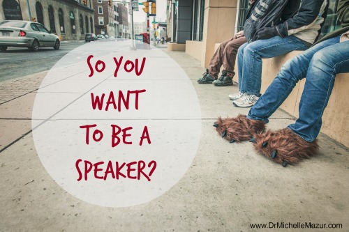So You Want To Be A Speaker? Don't Fall Into This Trap