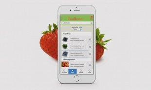 Grocery app notifies forgotten items and suggests cheapest stores