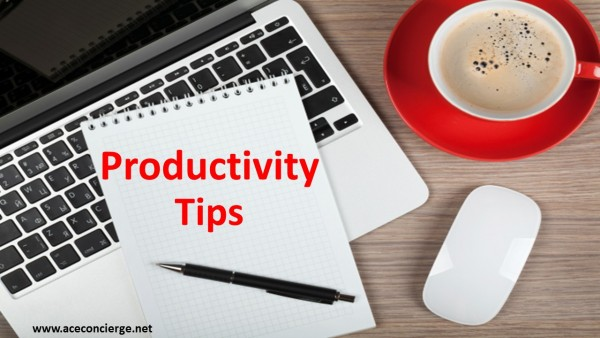 Productivity Tips From Your People Strategy Coach