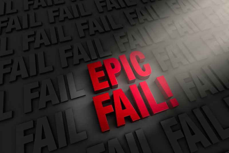 Content Marketing Done Wrong: How To Fail Miserably At Content Marketing