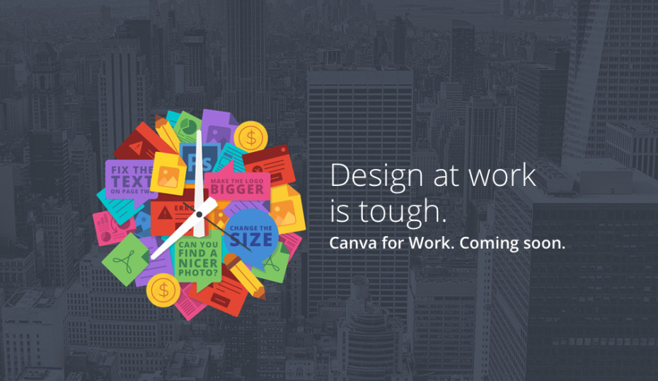 Canva For Work Just Released and It's A Game Changer