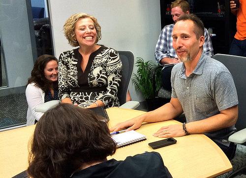 8 Insider Secrets For Meeting Senior Executives