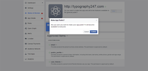 How Do You Auto Publish Your WordPress Blog To Facebook ?