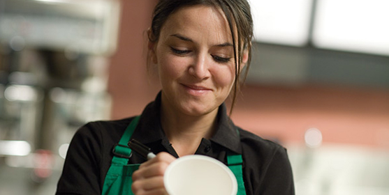 """How to Give Customers A Personal, """"Coffee Shop"""" Experience on Your Site"""