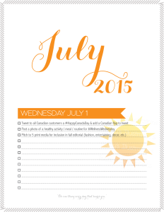 5 Must-Do Marketing Ideas For July