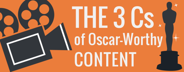 Content Marketing Casting Call: How to Craft Oscar-Worthy Content