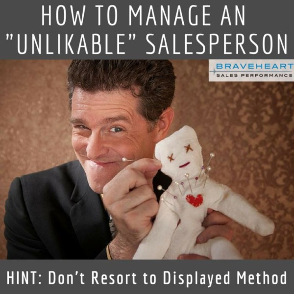 """Manage Better: How To Coach The """"Not So Nice"""" Salesperson"""