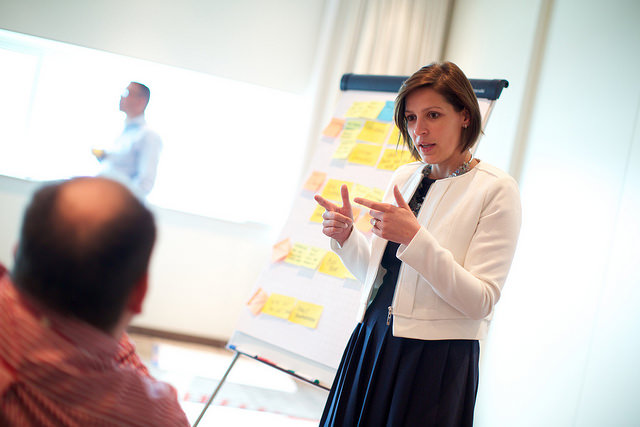 The Role of a Scrum Master in Agile Marketing