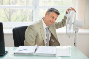 Hints for Working in Hot Weather