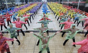 Learn how to dance like Chinese grannies