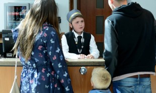 Family hotel employs child concierge to look after young guests