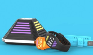 Kid's wearable helps parents balance virtual and physical gaming time