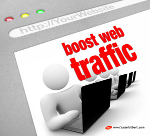 Get More Website Traffic In 2015