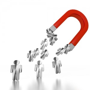 Get the Attraction Magnet Working for Your Personal Brand