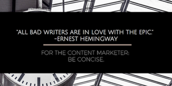 Words Of Wisdom For Content Creators From Famous Writers