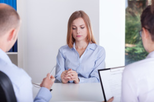 Are You Nervous before the Job Interview?