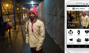 App connects users with charities based on the news they read