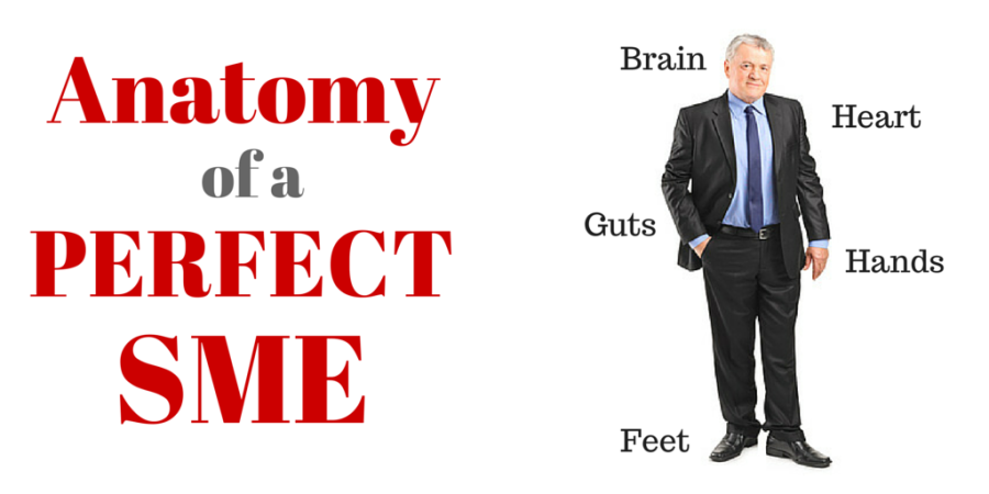 Anatomy of the Perfect SME