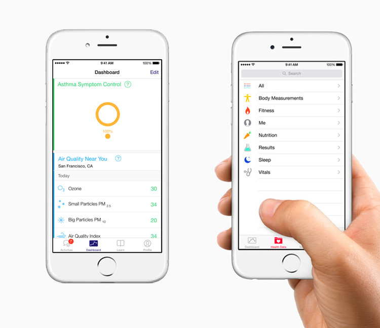 With ResearchKit, Apple Wants to Use Your iPhone For Medical Research