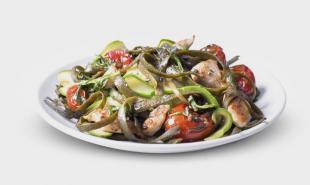 Seaweed pasta is crowdharvested from the Irish coast