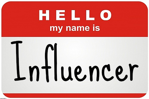 Rise of the Influencer