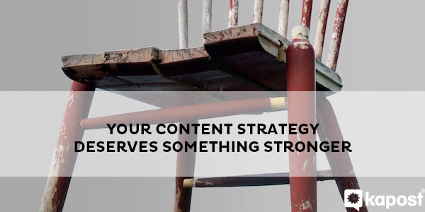 3 Reasons Google Docs Can't Support Your Content Strategy