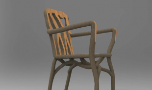 Furniture farm grows chairs and tables