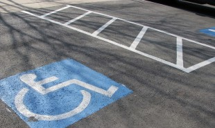 In Brazil, any citizen can issue a disability awareness parking ticket