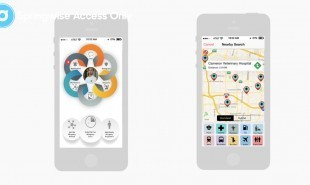 This app will call for real time help in emergencies