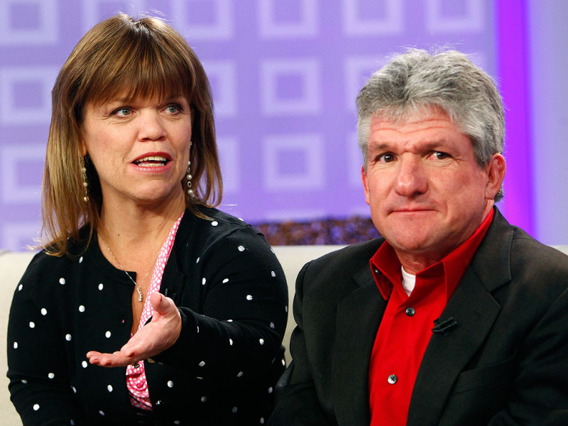 Matt And Amy Roloff Of TLC's 'Little People, Big World' File For Divorce