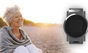 Smartwatch for seniors offers discreet protection