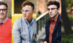 Designer glasses rental service lets customers swap at any time