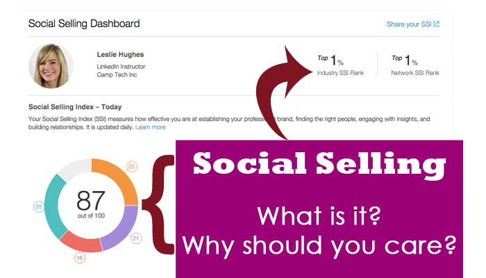 Social Selling: What The Heck Is It, And Why You Should Care.