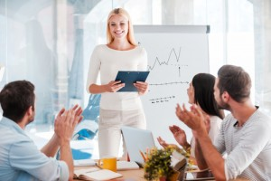Great Communicators Practice Powerless Communication