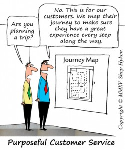 A Purposeful Customer Experience Shouldn't Happen By Accident