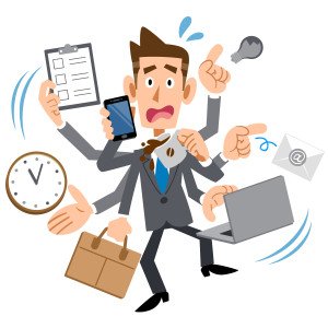 A Sense of Urgency trumps a Panic Crush