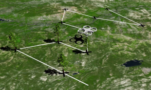 Reforestation drones could plant one billion trees a year