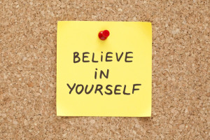 Trust Yourself; You're Not Just Lucky
