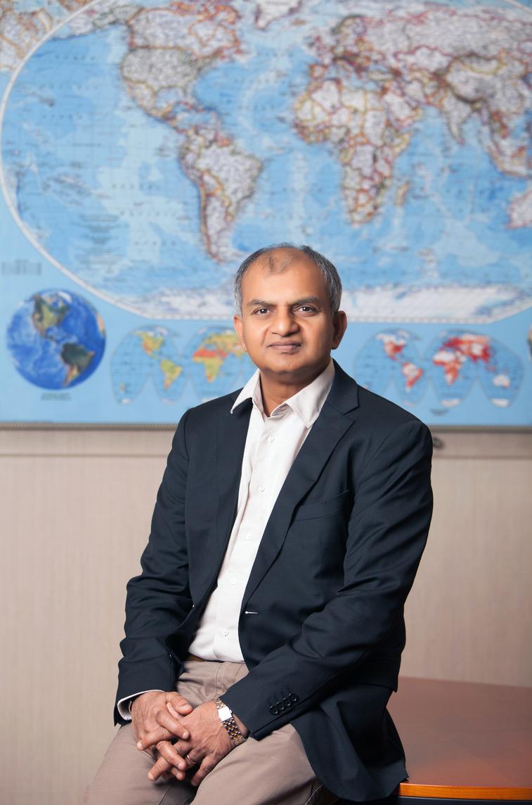 The Strategist: Ramanathan Hariharan, CEO, Max