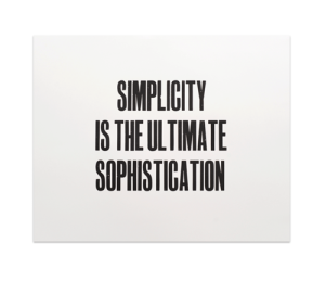 4 Secrets To Unleashing The Power Of Simplicity