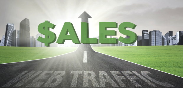 4 Tips To Convert Web Traffic Into Sales