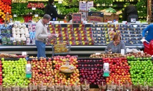 Automated, online discount rack helps supermarkets cut food waste