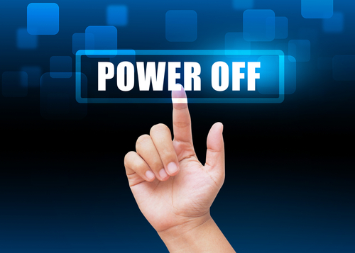Benefits Of Powering Off Technology