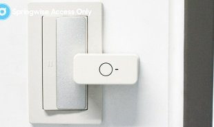 Attachable button makes any device smart