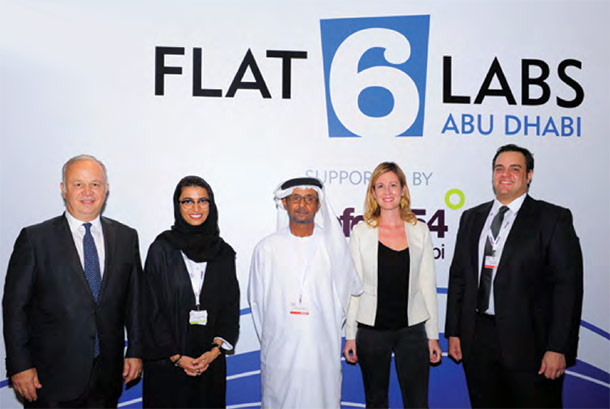 Flat6Labs CEO Ramez Mohamed: Abu Dhabi's Ecosystem Just Erupted, And Your Startup Might Fit The Bill