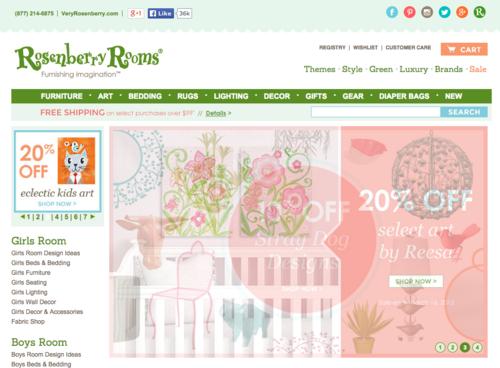 Rosenberry Rooms: Creating An Environment Where Children Thrive
