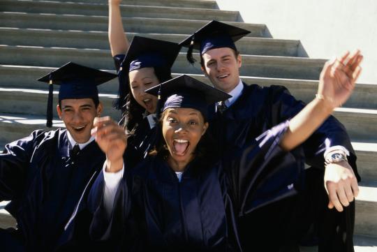 Graduate and start a business: A Business Rockstars Minute