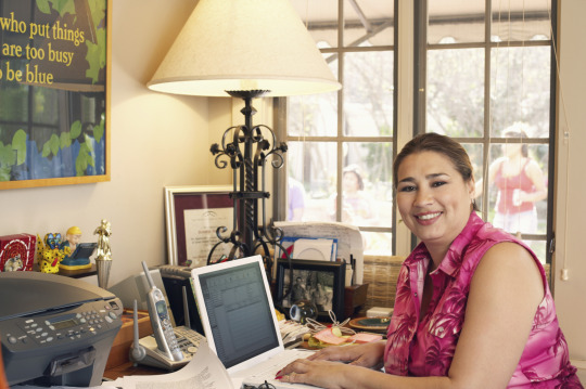 Five tips for setting up a home office for your business